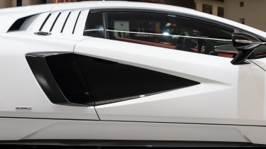 Lamborghini Countach LPI 800-4 studio vent