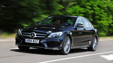 Mercedes C-Class - Best cars under £300