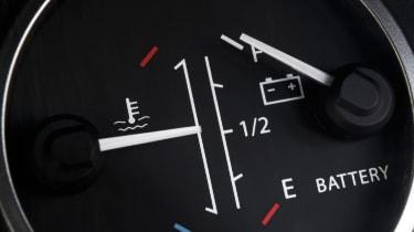 Electric Defender dials