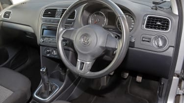 Used Volkswagen Polo - dash