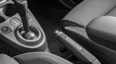 Smart ForTwo and ForFour Brabus gearstick