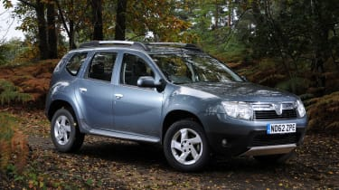 Dacia Duster 4x4 2013