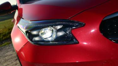 Kia XCeed - headlight