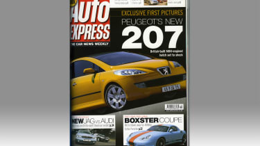 Auto Express Issue 750