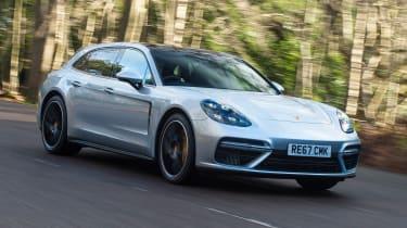 Porsche Panamera - front