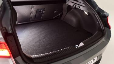 Hyundai i30 Fastback N - boot