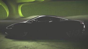 McLaren Artura - teaser