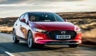Mazda 3 - front
