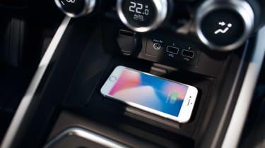 Renault Clio - phone holder