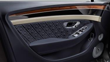 Bentley Continental GT - door detail