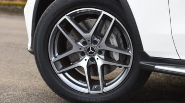 Mercedes GLC 350d 2017 - wheel