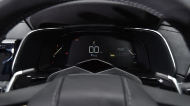 DS 7 Crossback dash