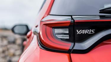 2020 Toyota Yaris - rear light