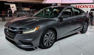 Honda Insight –New York Auto Show