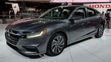 Honda Insight – New York Auto Show