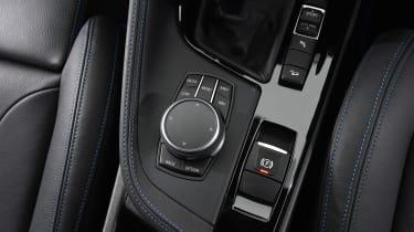 BMW X2 - controls