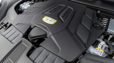 Porsche Cayenne E-Hybrid - engine