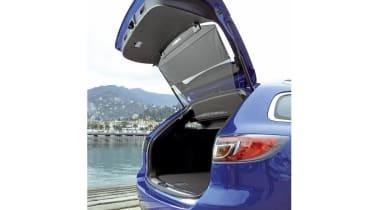 Mazda boot