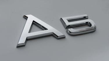 Audi A5 Coupe 2.0 TDI - A5 badge
