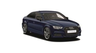 Audi A3 dark Black Edition