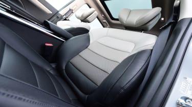 Renault Koleos - front seat