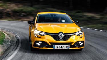 Renault Megane RS Trophy - full front