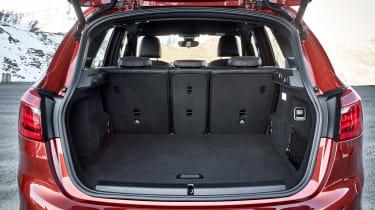BMW 2 Series Active Tourer facelift - boot