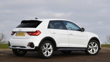 Audi A1 Citycarver - rear static