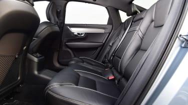 Volvo S90 T8 - rear seats