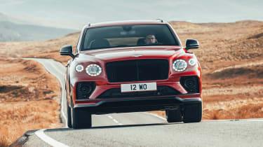 Bentley Bentayga S - full front