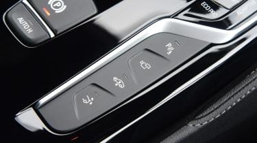BMW 6 Series GT - interior detail