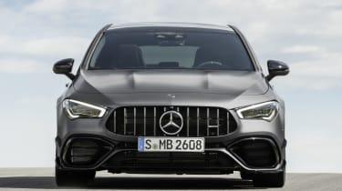 Mercedes-AMG CLA 45 Shooting Brake nose
