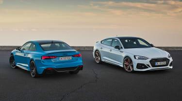 Audi RS 5 - range