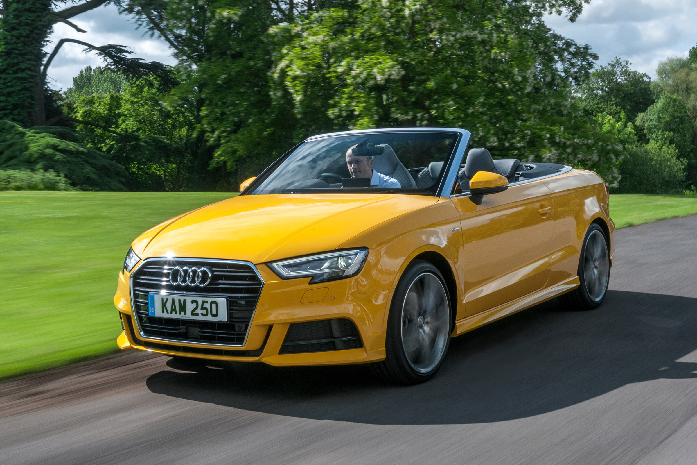 New Audi A3 Cabriolet 2016 Review Auto Express