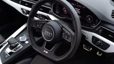 Audi A4 long-term test - interior