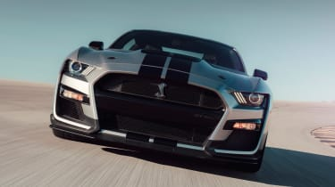 Ford Mustang Shelby GT500 - full front