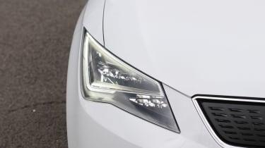 SEAT Leon Ecomotive lights