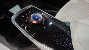 Kia Niro EV - CES console