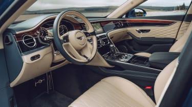 Bentley Flying Spur - dash