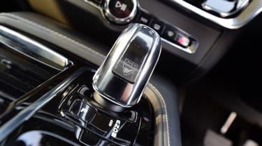 Volvo V90 T8 - transmission
