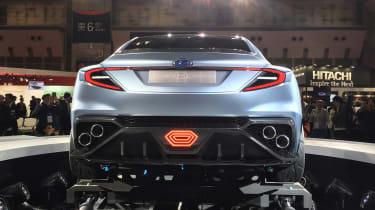 Subaru VIZIV Performance Concept - full rear