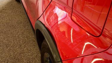 Suzuki Ignis - bumper