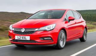 Best hatchbacks 2017/2018  - Vauxhall Astra