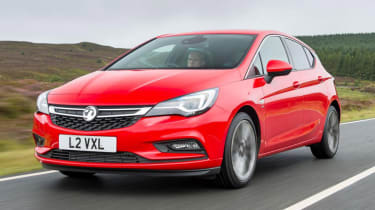 Best hatchbacks 2017/2018  - Vauxhall Astra