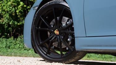 Porsche 718 Cayman - wheel