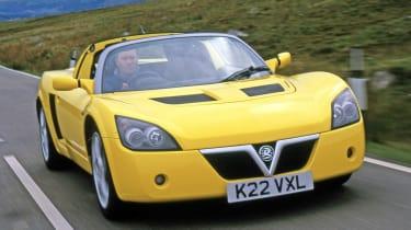 British classics - Vauxhall VX220