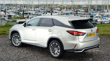 Lexus RX - rear static