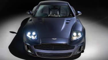 Aston Martin Vanquish by Callum - full front