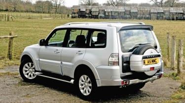 Mitsubishi Shogun 3.2 Elegance