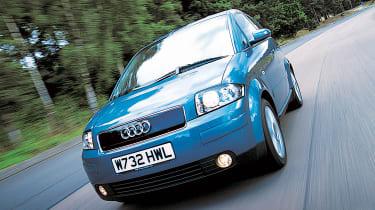 German modern classics - Audi A2
